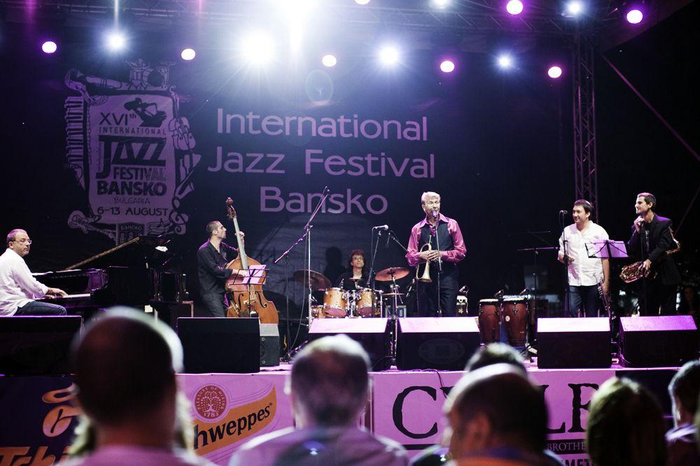 Резултат с изображение за jazz fest bansko